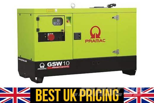 Pramac GSW10 10kVA Auto Start UK Perkins Genset for House