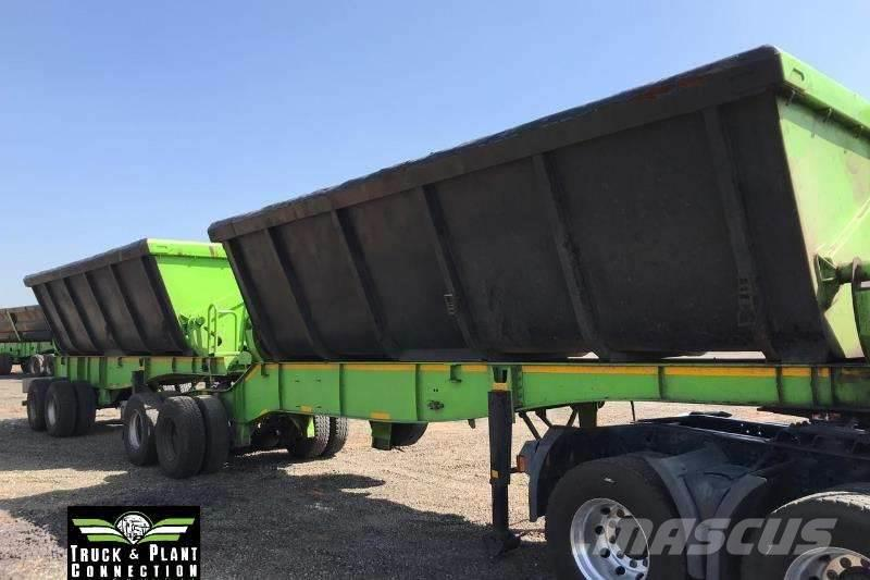 [Other] Top Trailer 45m3 Side Tipper