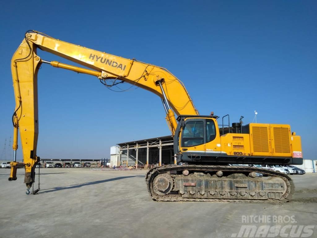 Hyundai ROBEX 800LC-9
