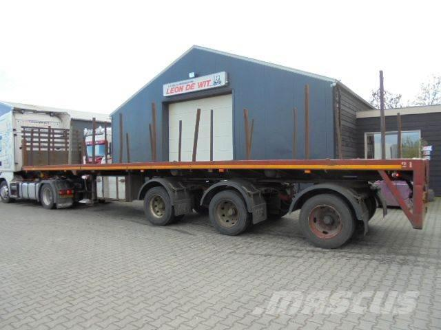 Broshuis 3-as Extendable max 19.55 mtr 3x steering APK