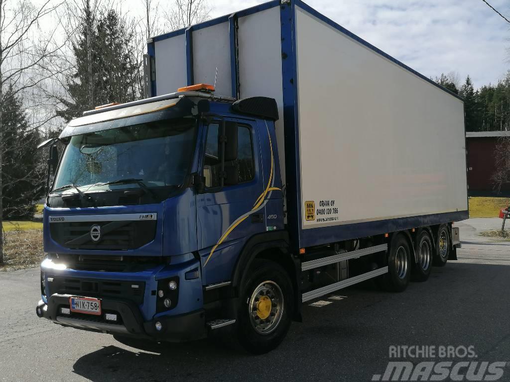 Volvo FMX460 Tridem