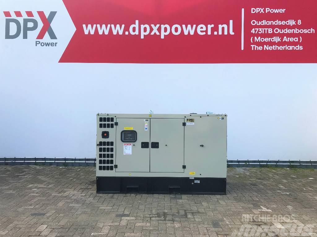 Perkins 1104-44TG1 - 72 kVA Generator - DPX-15704