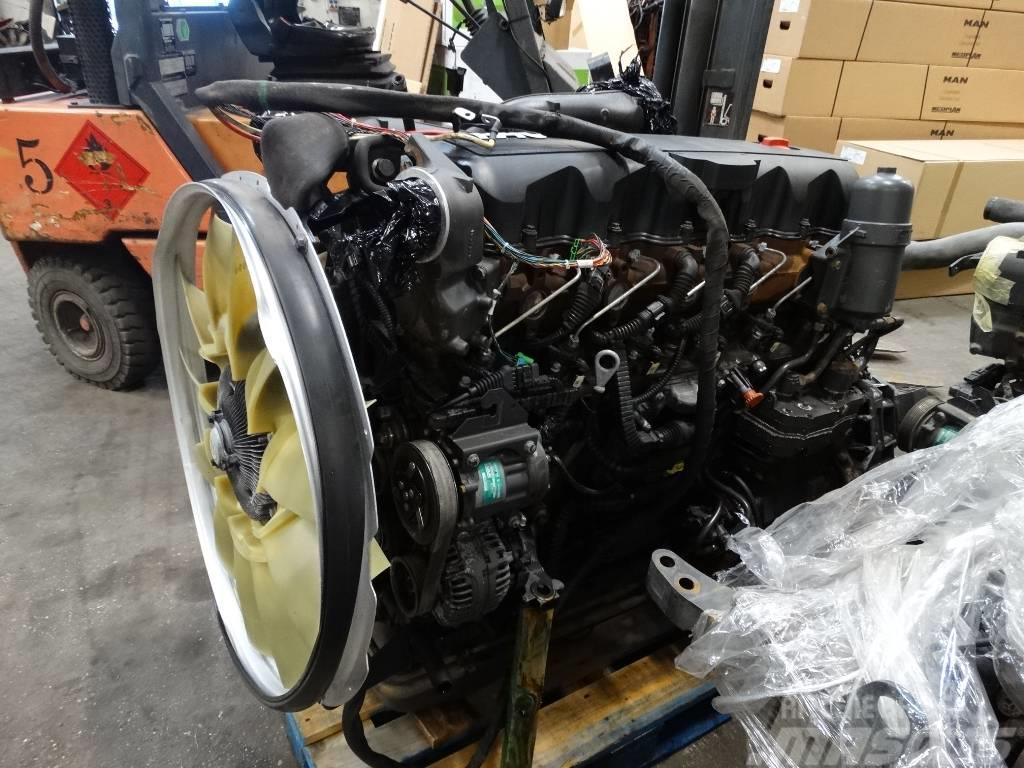 DAF XF105.410 MX300S1 engine
