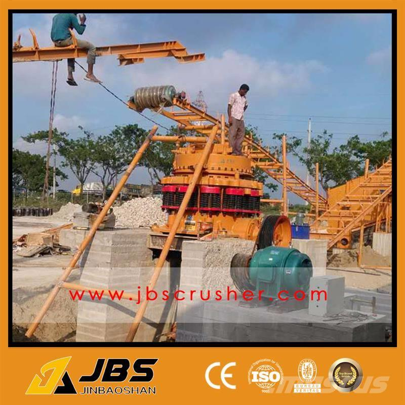 JBS Secondary Stone Crusher Symons Cone Crusher