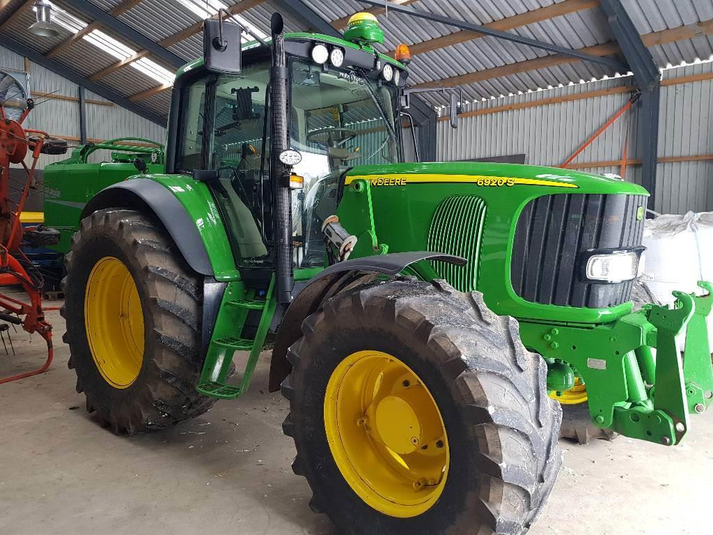 used john deere 6920 s tractors year 2006 price 43 005. Black Bedroom Furniture Sets. Home Design Ideas