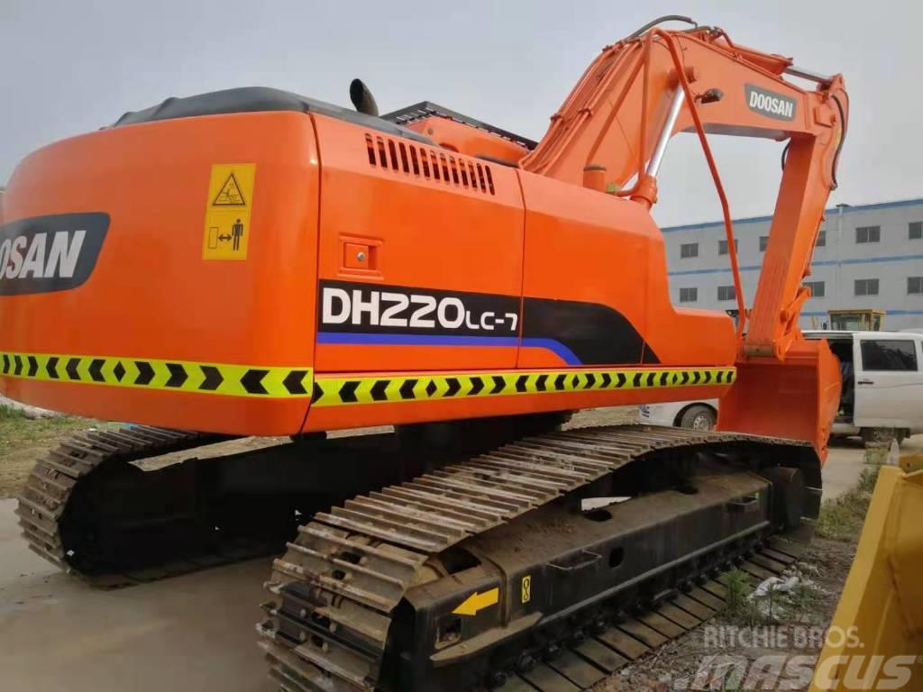 Doosan DH220-7