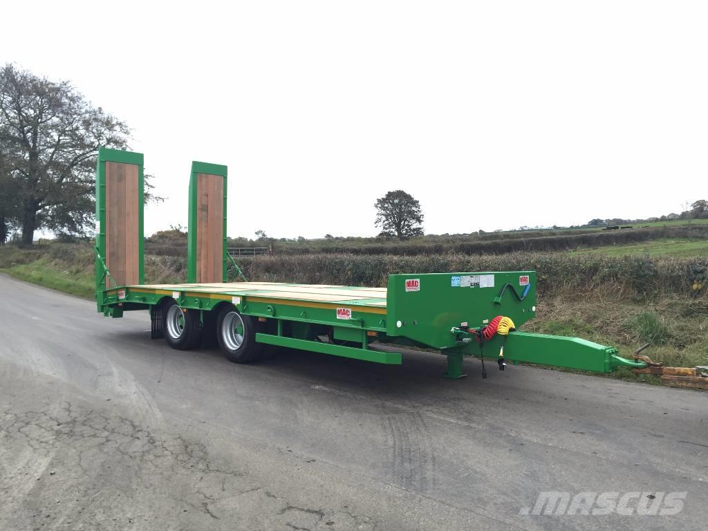 MAC Tandem Commercial Low Loader
