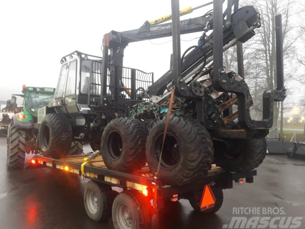 Malwa med trailer 560F