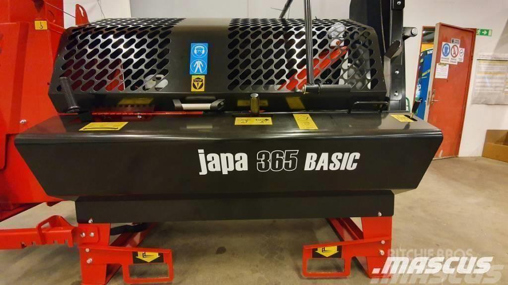Japa 365 Basic Med Eldrift Kampanj