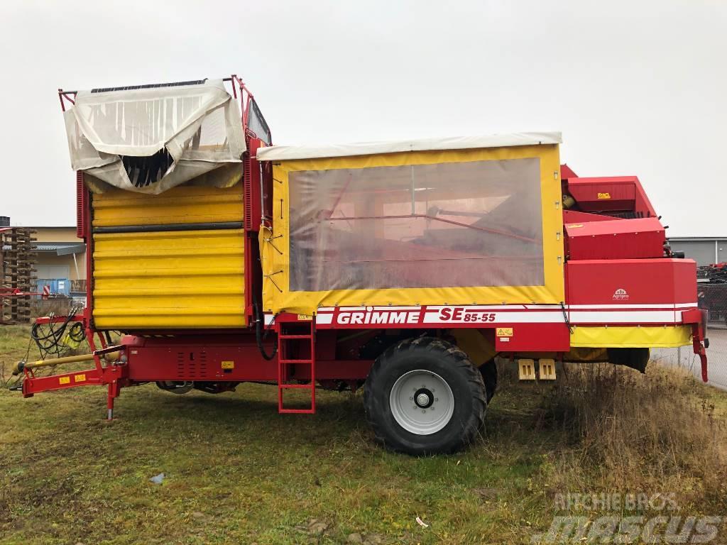 Grimme SE 85-55