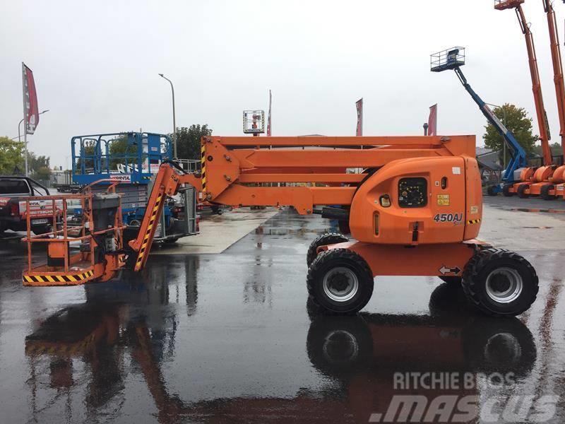 JLG 450 AJ diesel 16m 4x4