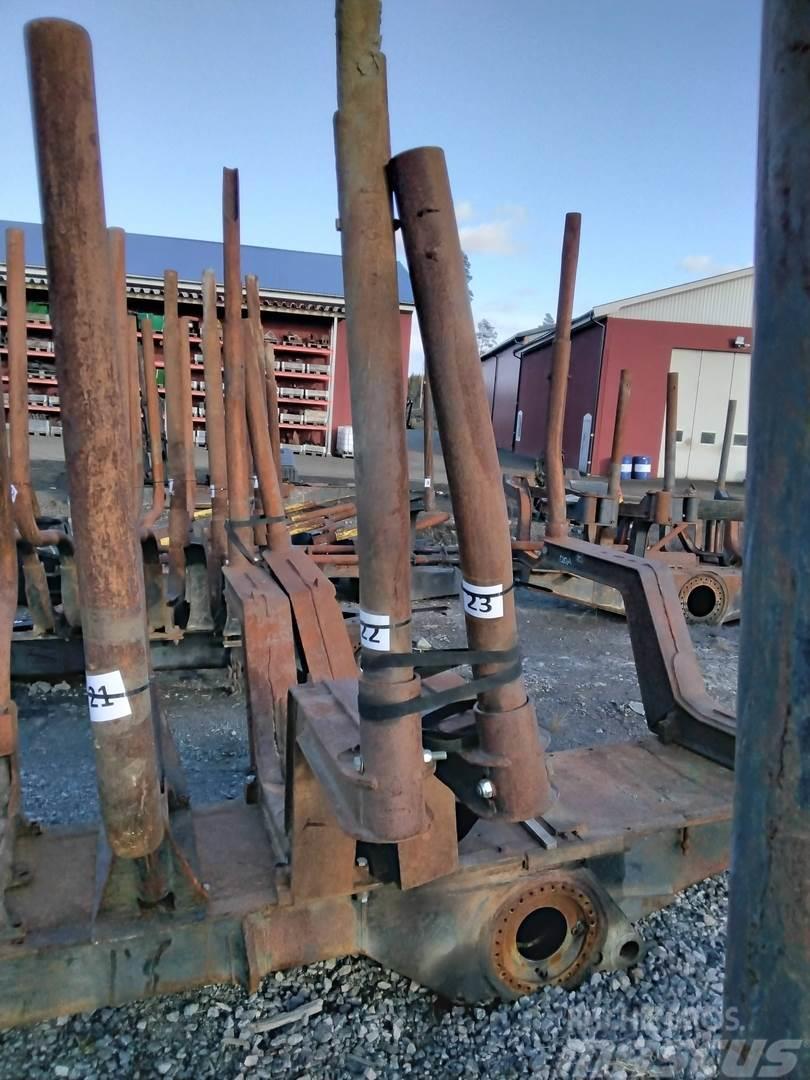 Timberjack 1210B Std