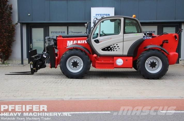 Manitou MT1440 EASY Only Available For Rent!