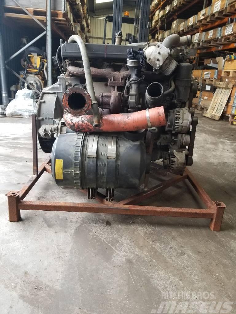 Ponsse ERGO MERCEDES 906 ENGINE