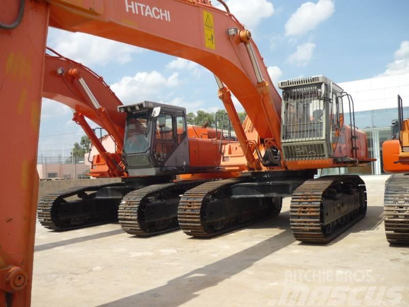 Hitachi EX 600 H-5