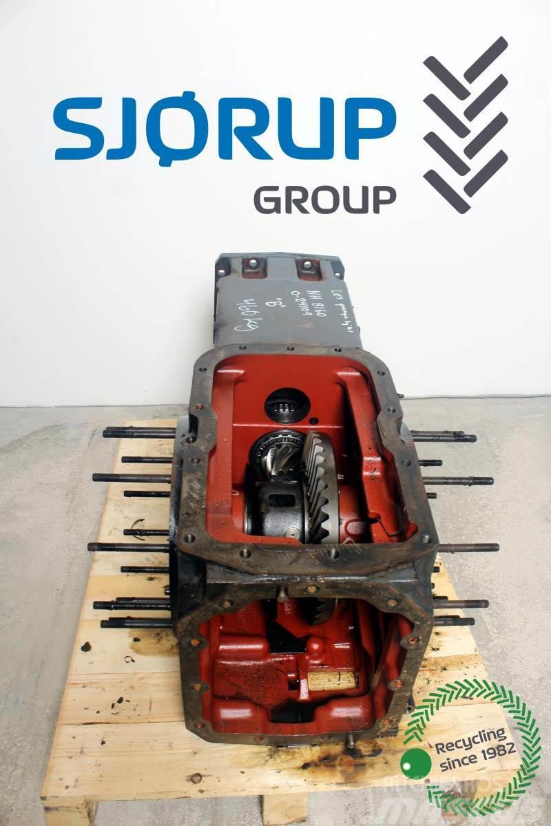 Ford 8160 Rear Transmission