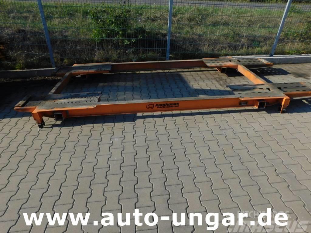 [Other] Junghans Iveco Hilfsrahmen für LKW 3-Achser Kipper