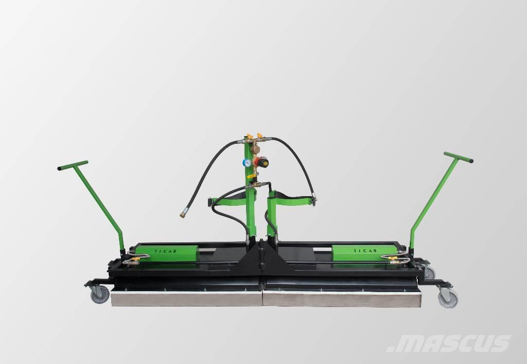 [Other] TICAB MIRA-1 Promiennik Asfaltowy