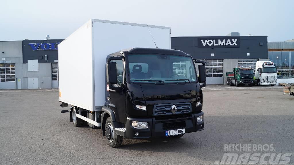 Renault MEGET HØY LASTEEVNE D 7,5 Tonn