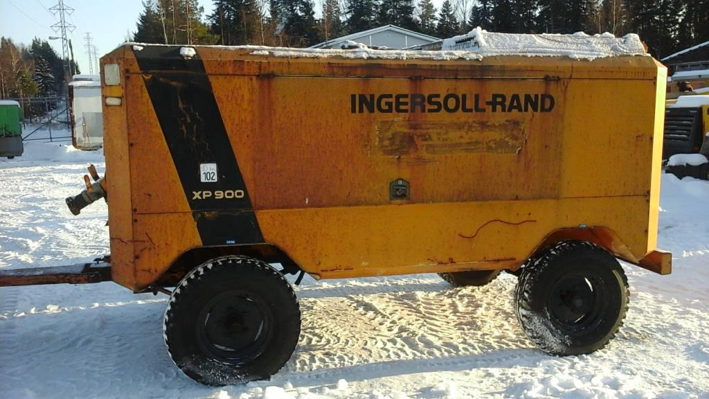 Ingersoll Rand XP 900