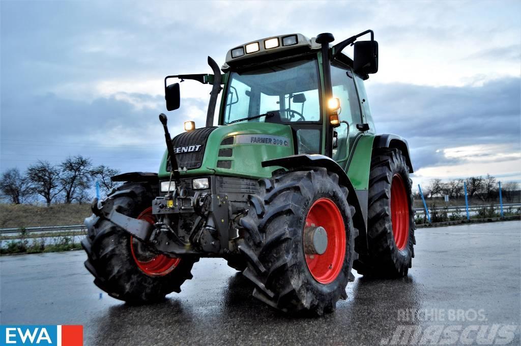 fendt farmer 309 ci gebrauchte traktoren gebraucht kaufen. Black Bedroom Furniture Sets. Home Design Ideas
