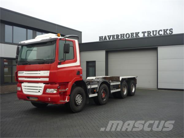 DAF 85 CF 340 8x4 Cabine chassis