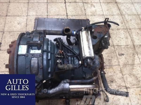 ZF Friedrichshafen Ecomat 5HP600 / 5 HP 600 Getriebe