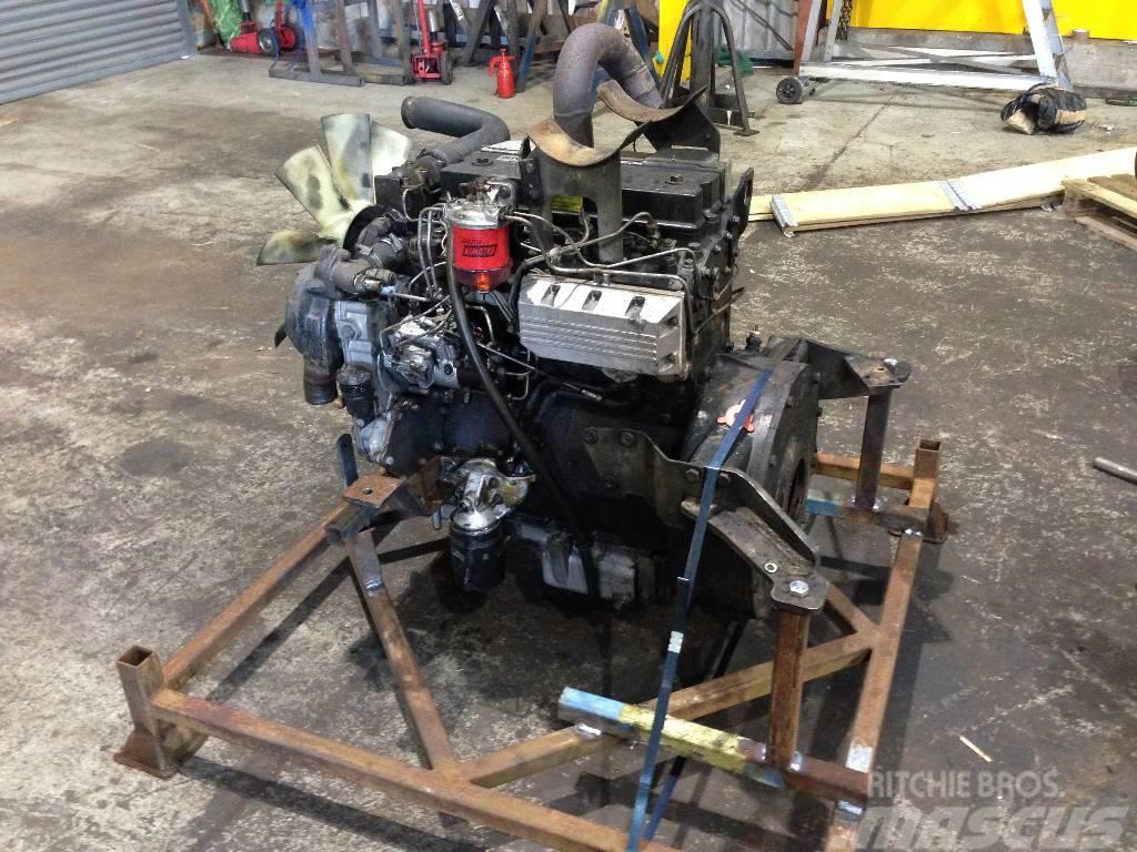 Timberjack 810B 1004T Perkins engine