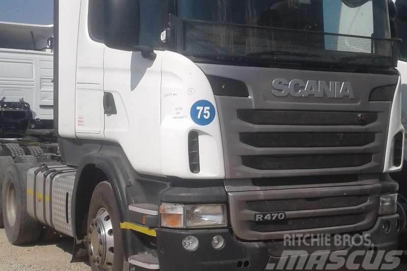 Scania R470 LA 6x4 MSZ