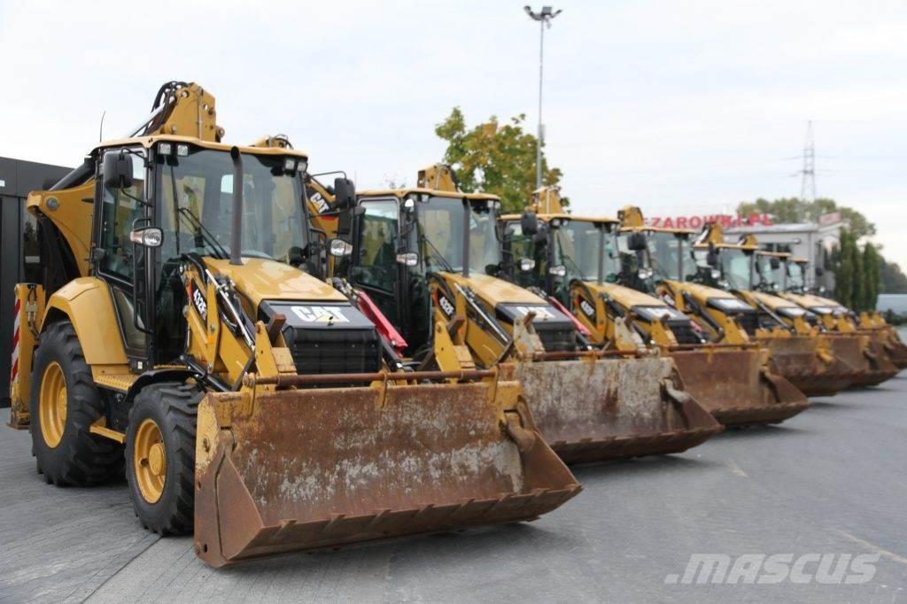 Caterpillar BACKHOE LOADERS 434F 432F