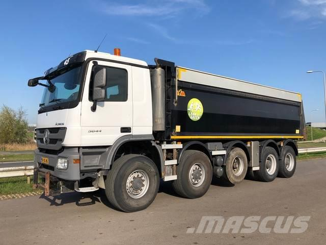 Mercedes-Benz Actros 5044 10x8 Tipper truck (3 units available)