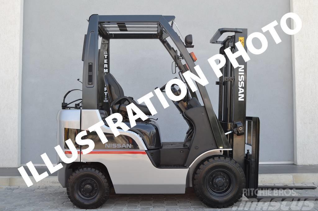 Nissan P1F1A15D