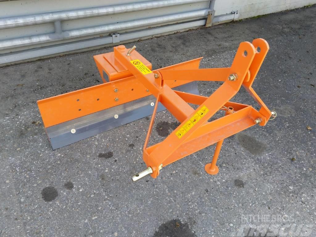 Agma Perälevy 122cm - pikkutraktoriin tai mönkijään