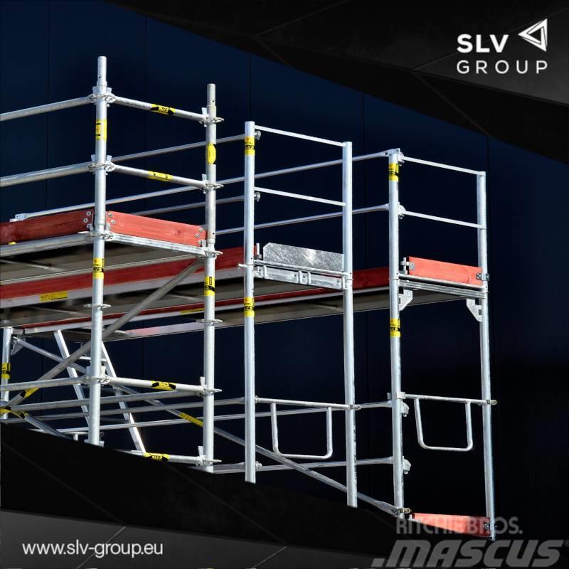 [Other] SLV-73 Echafaudage Baumann 509.62m² Scaffolding Ge