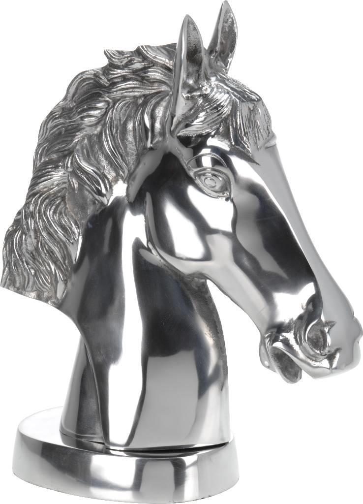 [Other] Patsas hevosen pää, alumiini