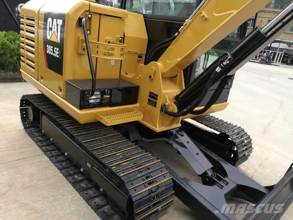 Caterpillar 305-5E2 Mini Excavator **Year 2017**