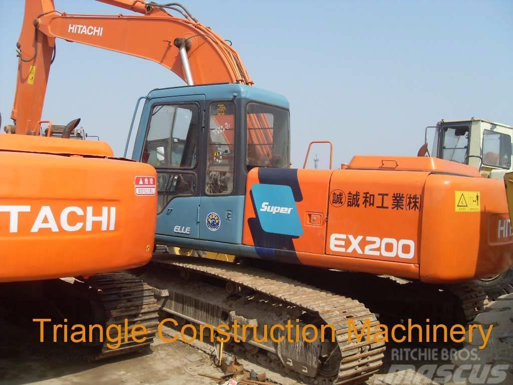 Hitachi EX200-3