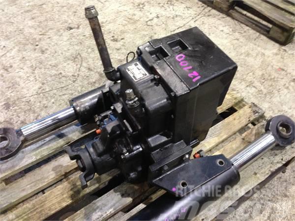 Timberjack 1270D F065545 Transfer box LOK 87