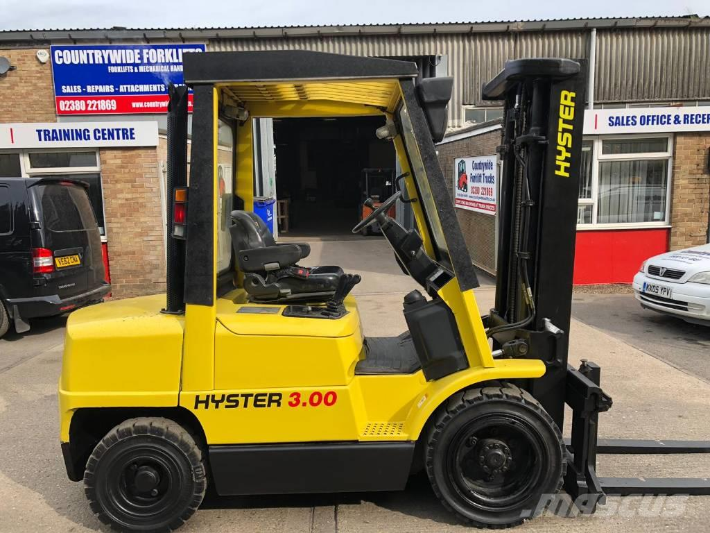 Hyster H 30 XM