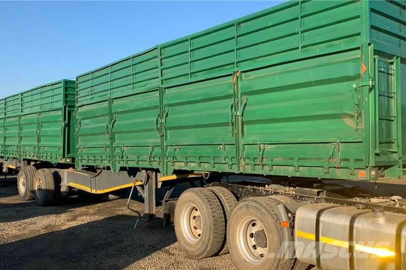 Sa Truck Bodies 2008 SA Truck Bodies Dropside Superlink