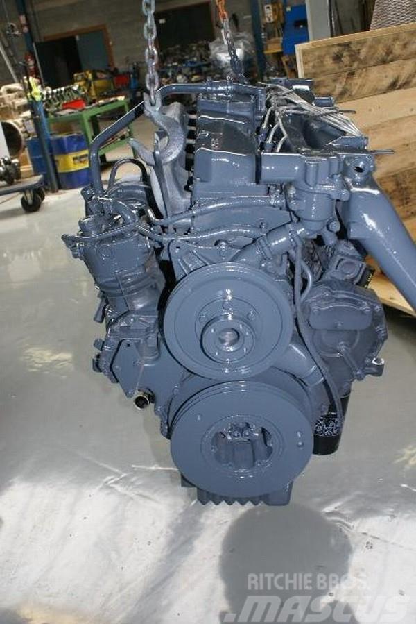 MAN D0826 LE, 2012, Motorer