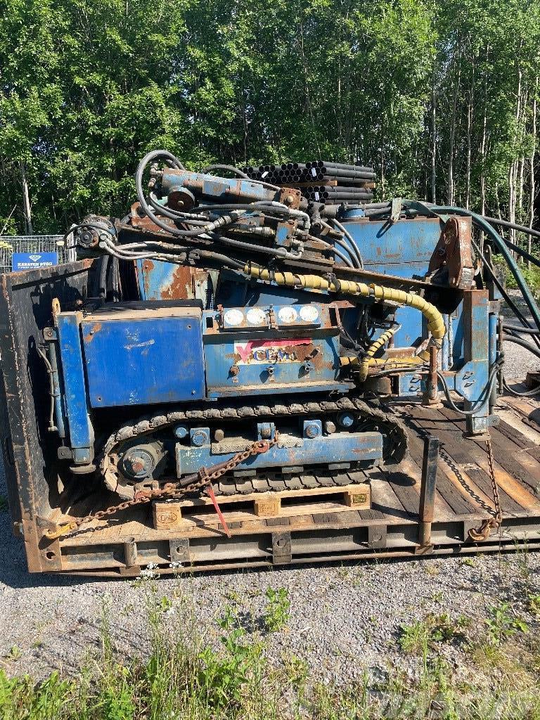 Gemsa Gemtrack DTH and Tophammer rotator heads