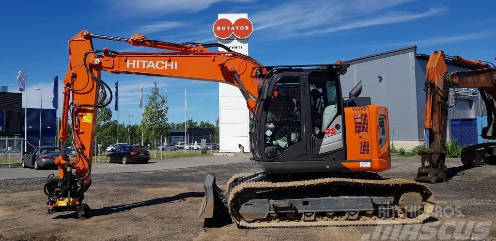 Hitachi ZX135US-6 BL