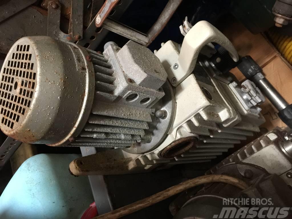 [Other] Vákuum szivattyú vakuum pump vacuum pumpe olajgyűr