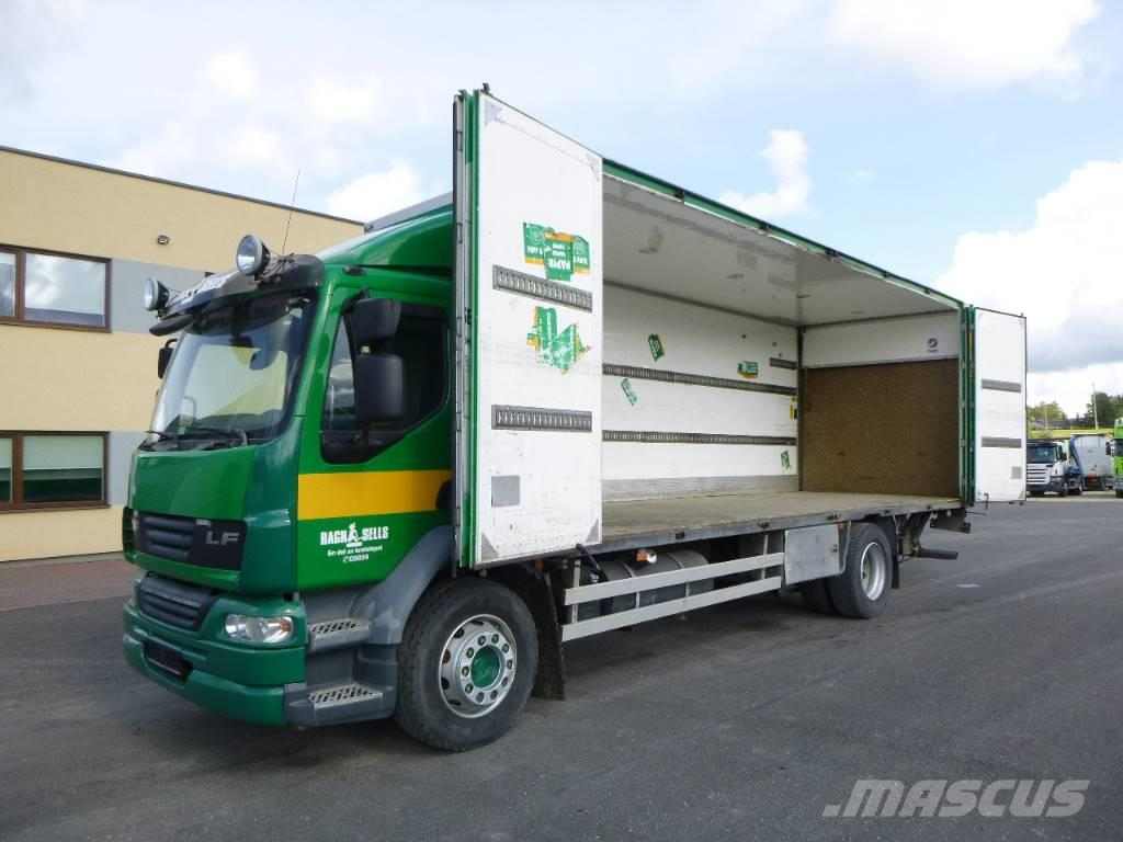 DAF LF55.280 4x2+SIDE OPENING+AUTOMATIC