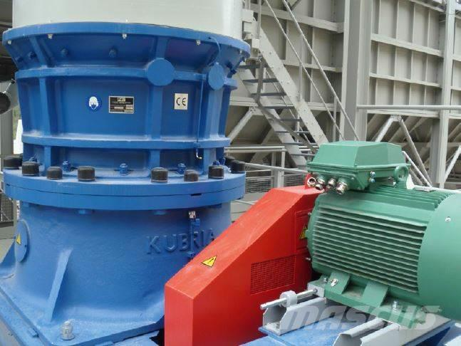 [Other] thyssenkrupp KUBRIA Cone Crusher G 110
