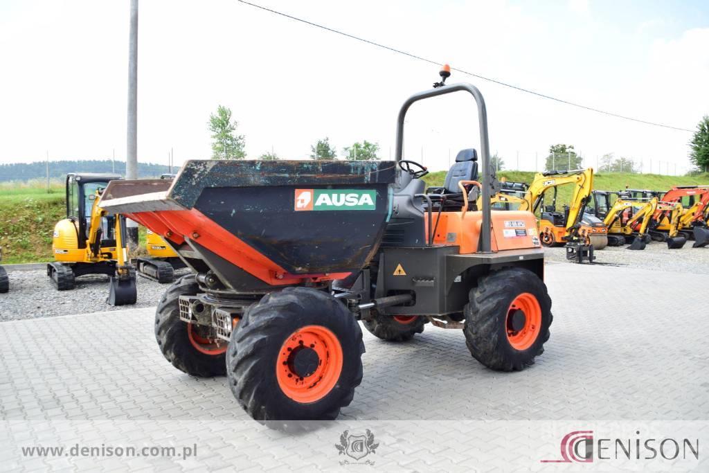 Ausa D 600 AP G Swivel 6 ton