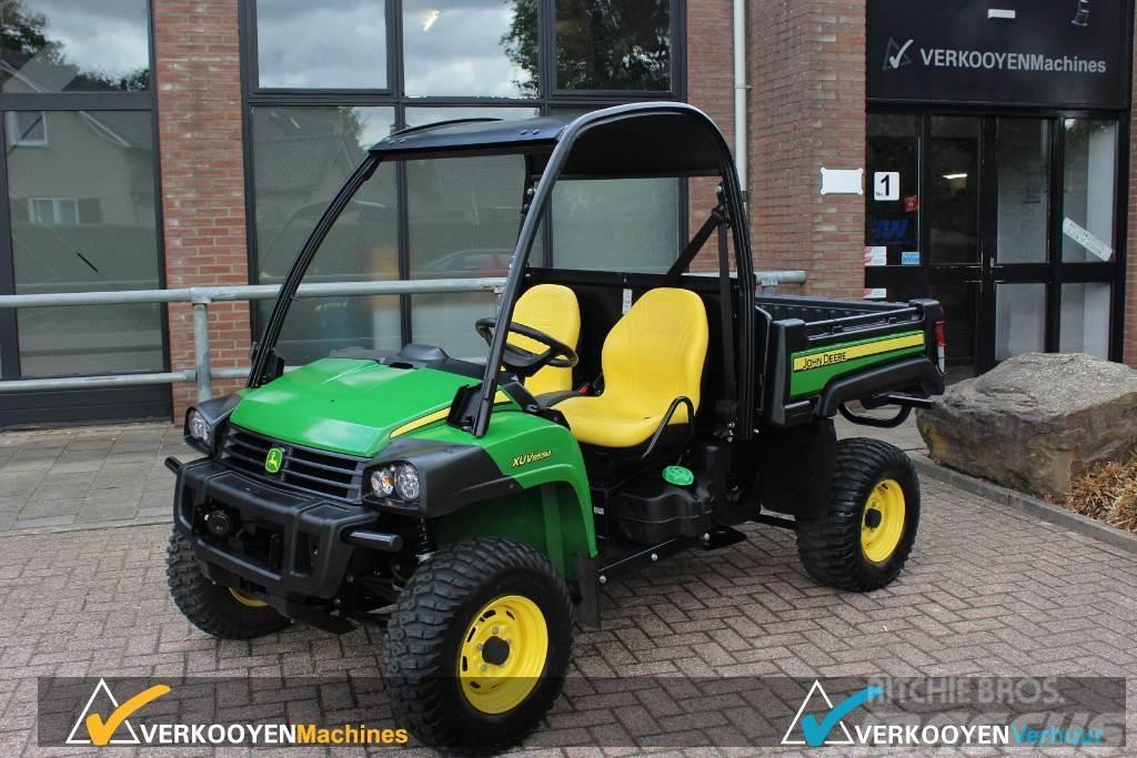 John Deere Gator XUV 855M 4x4