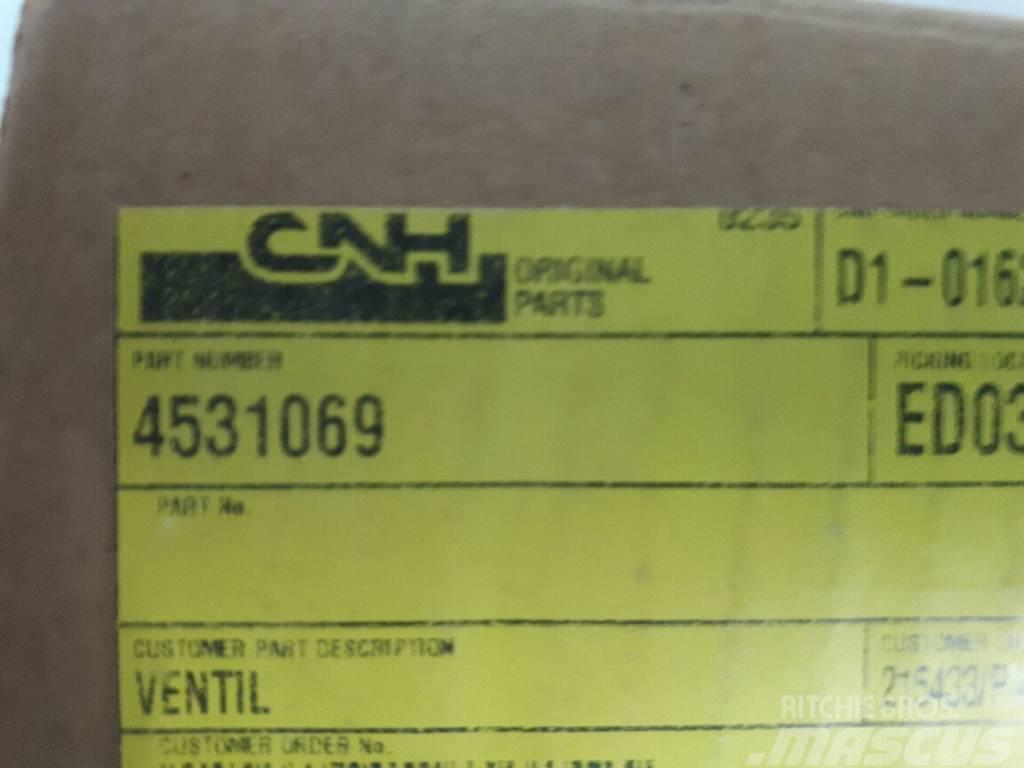 O&K Valve 4531069 RH6.5/RH8.5/RH9.5