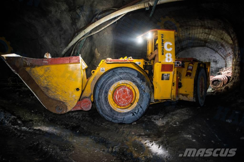 [Other] Hambition Underground scraper